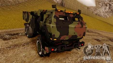 M142 HIMARS (High Mobility Artillery Rocket System) для GTA 4