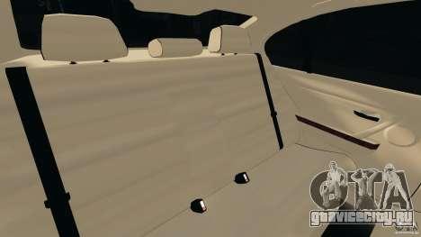 BMW 330i E92 для GTA 4 вид сбоку
