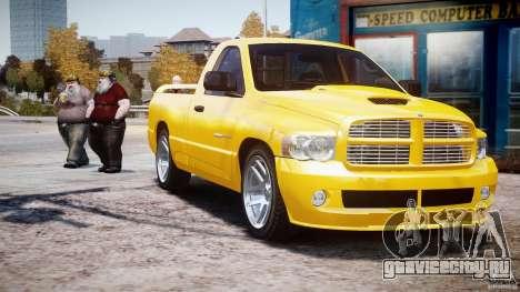Dodge Ram SRT-10 2003 1.0 для GTA 4