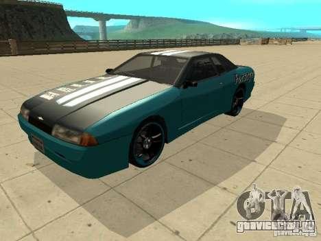 Elegy Forsage для GTA San Andreas