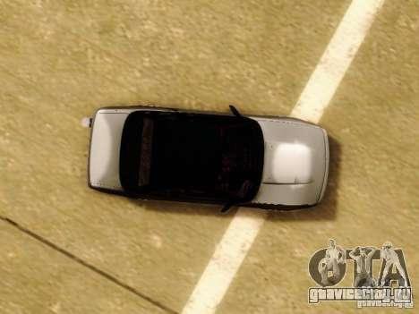 Nissan S13 - Touge для GTA San Andreas вид сбоку