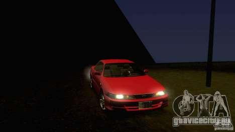 Toyota Carina ED ST202 для GTA San Andreas