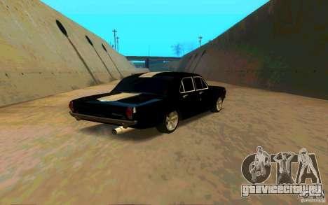 ГАЗ 2410 ПЛИМУТ для GTA San Andreas вид справа