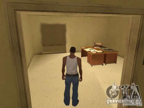 Вход в больницу Лос Сантоса для GTA San Andreas четвёртый скриншот