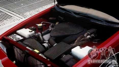 Buick Roadmaster Sedan 1996 v 2.0 для GTA 4 вид сбоку
