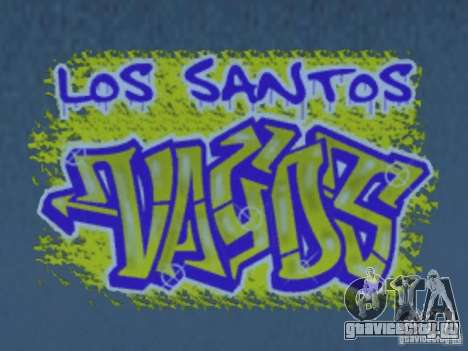 New LS gang tags для GTA San Andreas восьмой скриншот