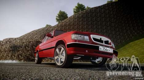 ГАЗ-3110 Turbo WRX STI v1.0 для GTA 4 колёса