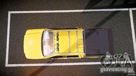 Ford F150 FX4 OffRoad v1.0 для GTA 4 вид справа