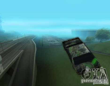 Zamedlenie Time для GTA San Andreas
