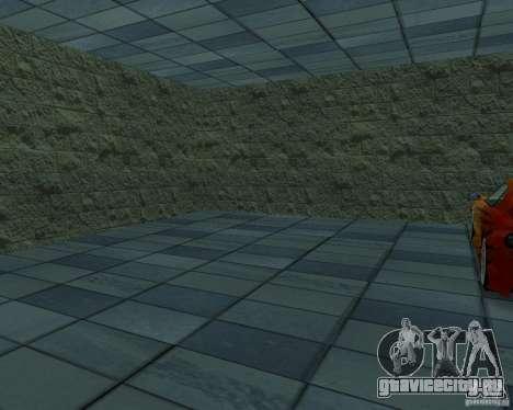 HD Гараж в Doherty для GTA San Andreas четвёртый скриншот