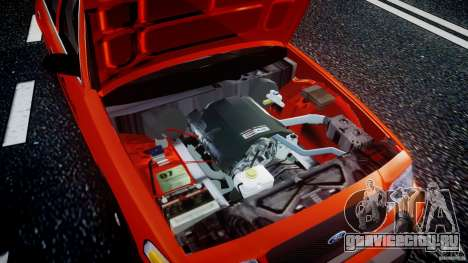 Ford Crown Victoria 2003 v.2 Taxi для GTA 4 вид сверху