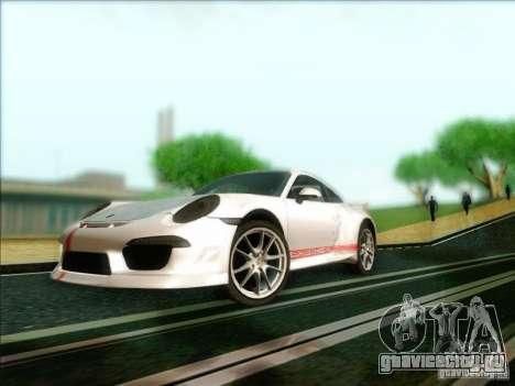 Porsche 911 Carrera S (991) Snowflake 2.0 для GTA San Andreas