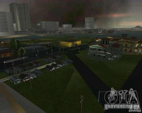 Назад в Будущее Hill Valley для GTA Vice City третий скриншот