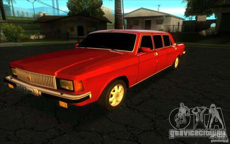 ГАЗ 3102 Волга Лимузин для GTA San Andreas