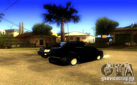 ВАЗ 2170 LIGTI tuning для GTA San Andreas