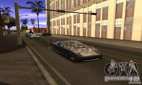 Sunshine ENB Series by Recaro для GTA San Andreas третий скриншот