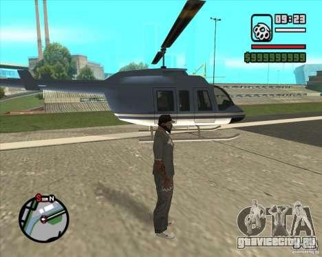 Работа пилотом для GTA San Andreas