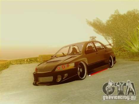 ENB v1.2 by TheFesya для GTA San Andreas третий скриншот