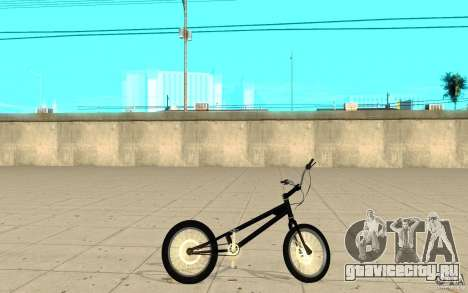 Trail Bike для GTA San Andreas вид слева