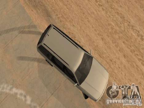 Volkswagen Passat B4 для GTA San Andreas вид сбоку