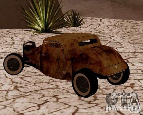 Ford Rat Rod для GTA San Andreas вид слева