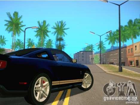 ENBSeries for SA-MP для GTA San Andreas