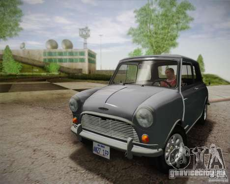 ENBSeries by ibilnaz v 2.0 для GTA San Andreas