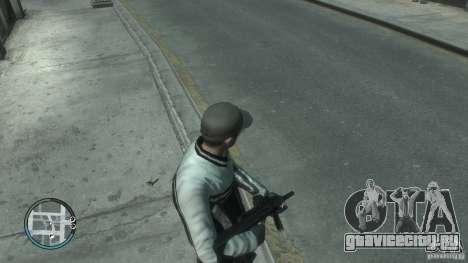 AUG-A3 для GTA 4 второй скриншот