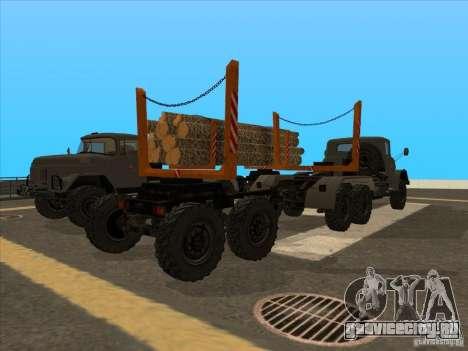 ТМЗ-802а для GTA San Andreas вид слева