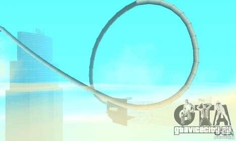 Airport Stunt для GTA San Andreas третий скриншот