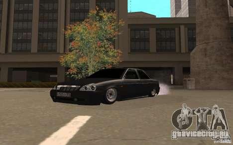 ЛАДА Приора light tuning v.2 для GTA San Andreas