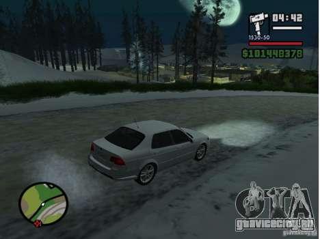 Mazda RX8 для GTA San Andreas вид слева