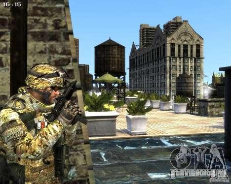 Micro Uzi для GTA 4 второй скриншот