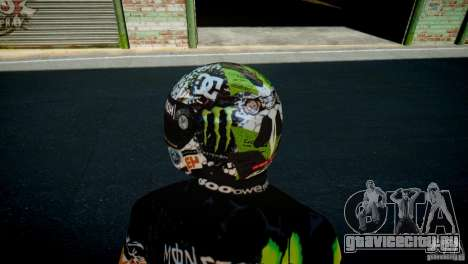 Ken Block Gymkhana 5 Clothes (Unofficial DC) для GTA 4 десятый скриншот