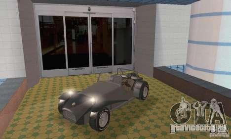 Lotus Seven для GTA San Andreas