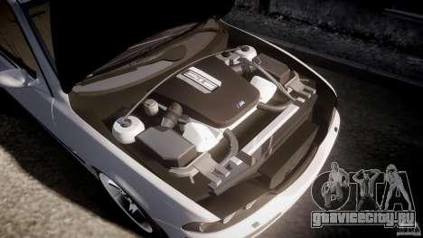 BMW M5 E39 Stock 2003 v3.0 для GTA 4 вид снизу