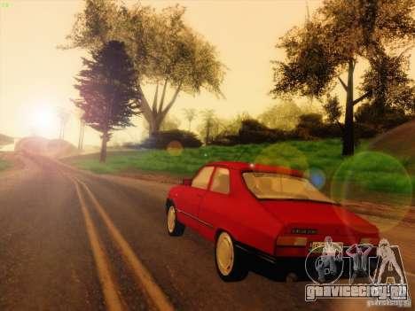 Dacia 1310 L Sport для GTA San Andreas вид слева