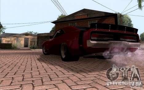 ENBSeries by HunterBoobs v1 для GTA San Andreas третий скриншот