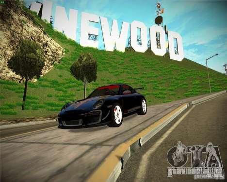ENBSeries by Sashka911 v4 для GTA San Andreas