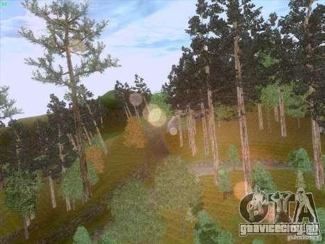 Wild Life Mod 0.1b для GTA San Andreas десятый скриншот