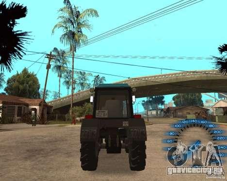 Трактор МТЗ-80 для GTA San Andreas вид справа