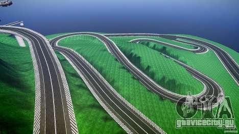 Drift Paradise V2 для GTA 4 пятый скриншот