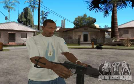 СР3М для GTA San Andreas пятый скриншот