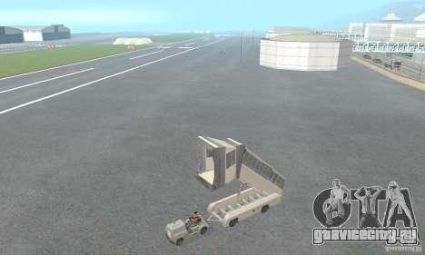 Airport Vehicle для GTA San Andreas шестой скриншот