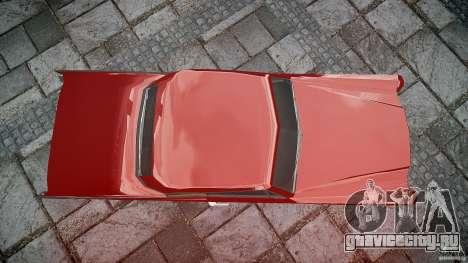 Cadillac De Ville v2 для GTA 4 вид справа