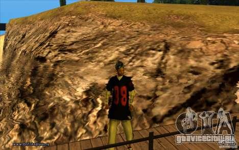 ENBSeries by MEdved для GTA San Andreas второй скриншот