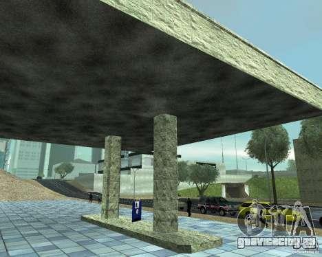 HD Гараж в Doherty для GTA San Andreas третий скриншот