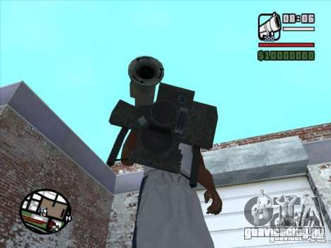FGM-148 Джевлин для GTA San Andreas второй скриншот