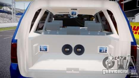 Lincoln Navigator 2004 для GTA 4 салон