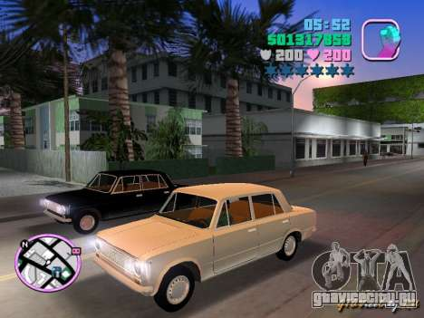 ВАЗ 2101 для GTA Vice City